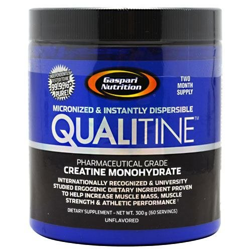 Gaspari Nutrition Qualitine - 300 Grams
