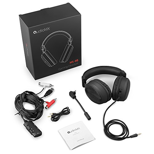 xbox one headset adapter manual
