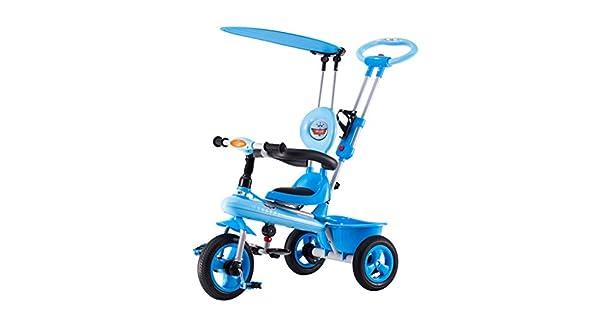 Amazon.com: Bonito carrito de pedal para niños con dibujos ...