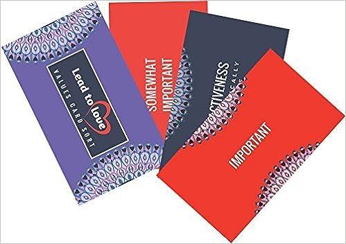 Values Card Sort: Kristi L  Kremers: 0600685974346: Amazon com: Books