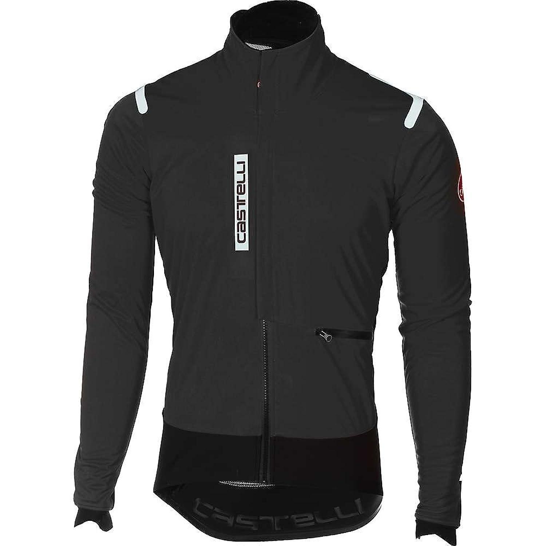 カステリ メンズ ジャケットブルゾン Castelli Men's Alpha ROS Jacket [並行輸入品] B07BW5969J Medium