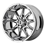 XD-Series Badlands XD779 Chrome Wheel (20x9''/5x5.5'')