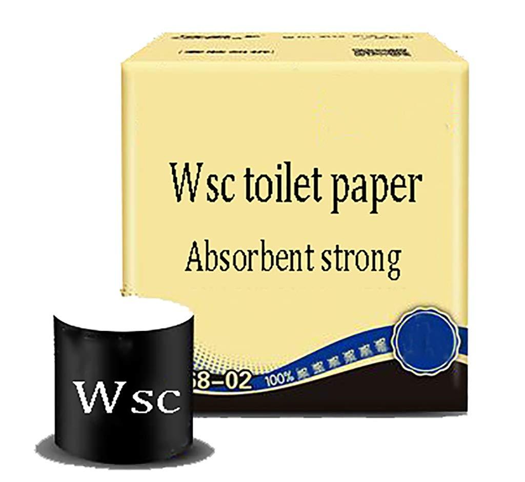ロール紙トイレットペーパー、ロールあたり140 g、1巻27ロール、割引フルボックスファミリー B07R9X2RWF