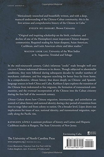 Chinese cubans a transnational history envisioning cuba kathleen chinese cubans a transnational history envisioning cuba kathleen m lpez 9781469607139 amazon books fandeluxe Gallery