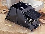 Foldable Pocket Cooker, Outdoor Stuffs