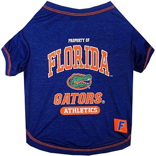 NCAA Florida Gators Dog T-Shirt, -