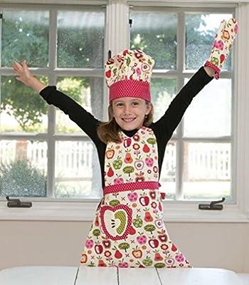 Handstand Kitchen Child's 'An Apple a Day' Oven Mitt