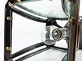 Aluminum Quartet Fence Column Post Light European