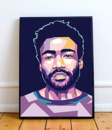 Childish Gambino Limited Poster Artwork - Professional Wall Art Merchandise (More Sizes Available) (11x14)