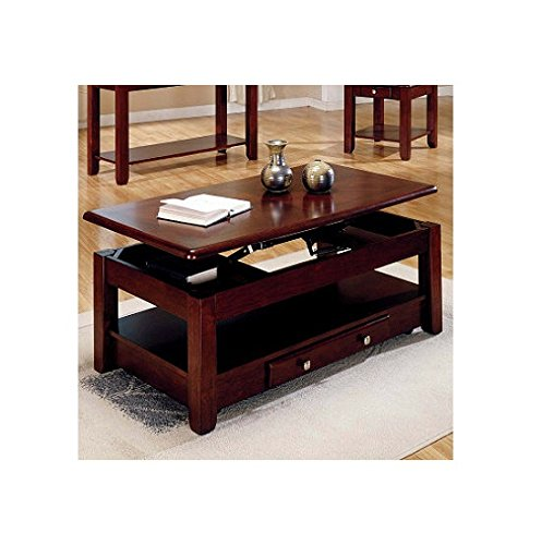 coffee table with lift top - 6