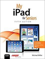 Covers all iPads running iOS 11 My iPad for Seniors, 5th Edition, is a full-color, fully illustrated guide to using all of Apple's iPad models. It includes everything from basic setup information to finding and installing new apps to using th...