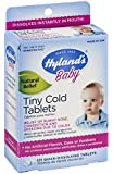 Hyland's Baby Tiny Cold Tablets, 125 tab ( Multi-Pack)