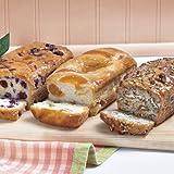 Savannah's Candy Kitchen Fruit Bread Trio