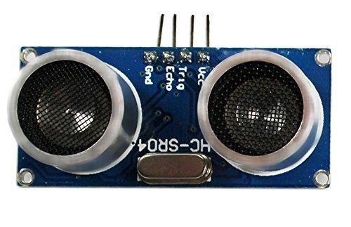 Ultraschall Entfernungsmesser Arduino : Com four® hc sr04 ultraschall modul: amazon.de: elektronik