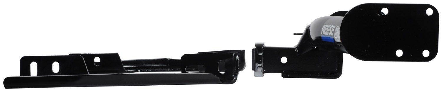 Reese 37034 Class IV Custom-Fit Hitch with 2 Square Receiver opening includes Hitch Plug Cover Reese Towpower