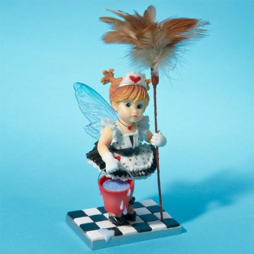 My Little Kitchen Fairies from Enesco My Little French Maid Fairie Figurine 5.5 IN