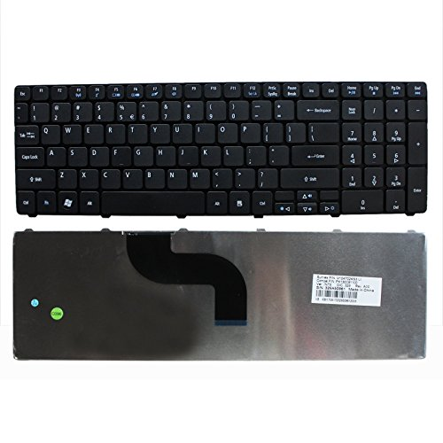Gintai NEW Laptop US Keyboard For Acer Aspire 5750-6690 5750-9668 5750-2456 5750-6489
