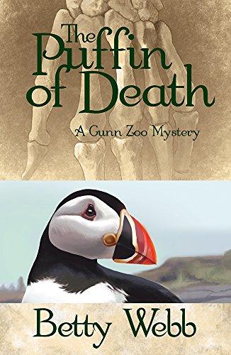 The Puffin of Death (Gunn Zoo Series Book 4)
