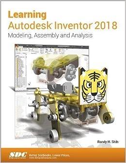 autodesk inventor 2018 book pdf