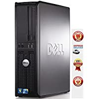 Dell Optiplex 760 with 19 Inch LCD(Brands may vary) (Intel Core 2 Duo 3.0 Ghz, 250GB HDD, New 4GB RAM, New WIFI, Windows 10 Professional - 32BIT) (Certified Reconditioned) (Certified Refurbished)