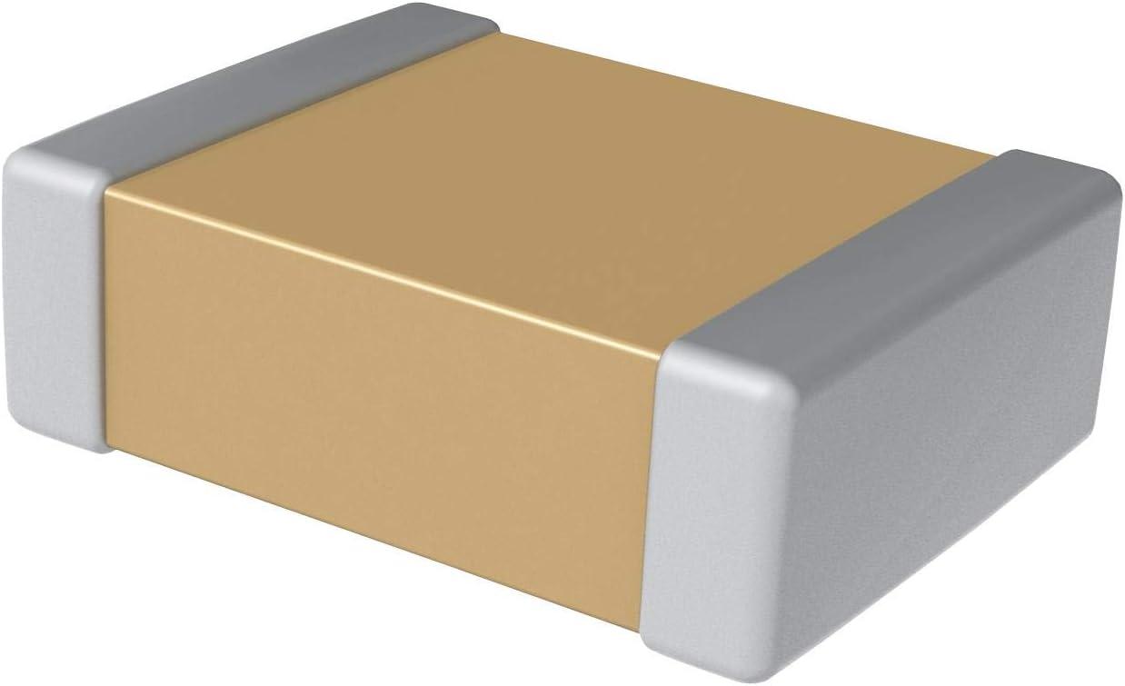 0.01UF 1206 // Ceramic Multilayer MLCC Capacitors- SMD // C1206S103K5RACAUTO // Capacitor MLCC 50V PK OF 10 AEC-Q200