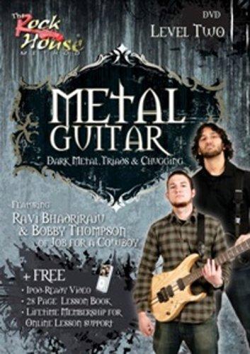 Rock House Metal Guitar - METAL GUITAR (Intermediate) (Level TWO)