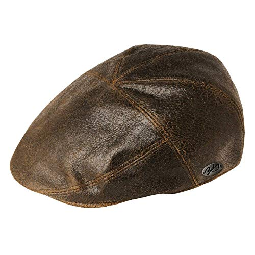 (Bailey Taxten Ivy Cap- Brown, Large)