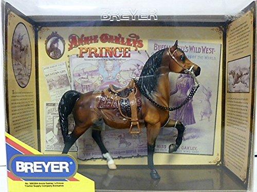 2002 Breyer Tractor Supply Company Exclusive No 300304 Annie Oakley's Prince 1:9
