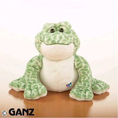 Webkinz Spotted Frog with Trading Cards: Toys & Games