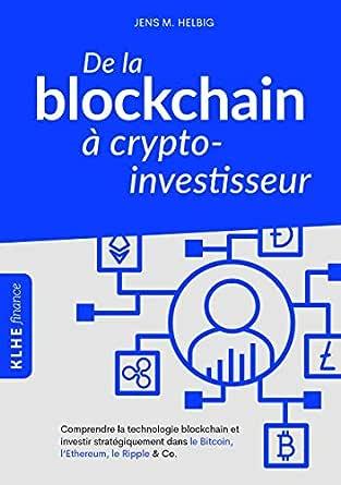 investissement dans la blockchain bitcoin