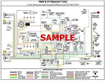 amazon.com: full color laminated wiring diagram fits 1940 1941 1942 1946  1947 chevy truck: automotive  amazon.com
