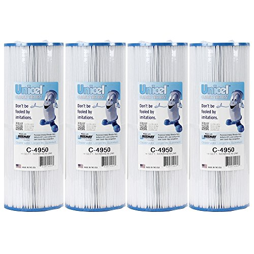 Unicel C-4950-4 Replacement Filter Cartridge (4 Pack) ()