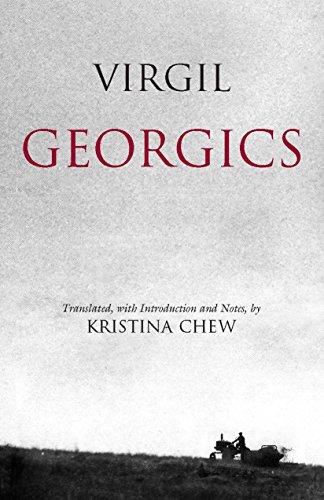 Georgics (Hackett Classics)