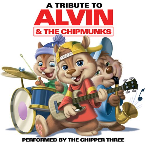 Price comparison product image Alvin and the Chipmunks