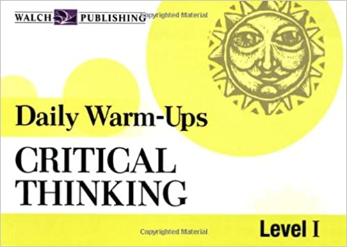 Daily Warm-Ups: Critical Thinking, Level I (Daily Warm-Ups English ...
