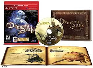 Demon's Souls - Greatest Hits with Art Book and Soundtrack CD - PlayStation 3 Standard Edition