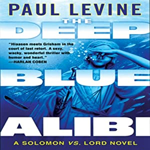 The Deep Blue Alibi Audiobook