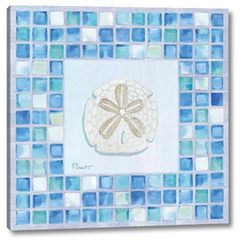 - Mosaic Sanddollar by Paul Brent - 11