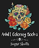 Adult Coloring Books: Sugar Skulls