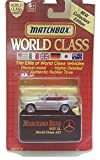 Matchbox Mercedes Benz 500SL World Class #21