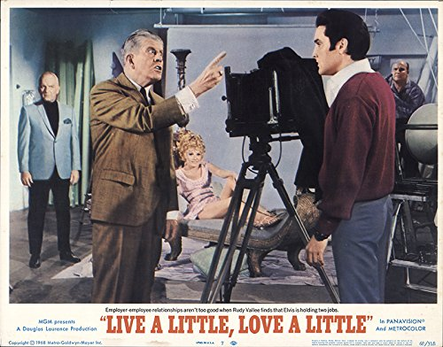 Image result for live a little love a little (1968)