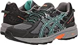 Asics Womens Gel-Venture 6 Running Shoe, Black/Ice