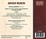 Adolf Busch - Brams - 1949 & 1951