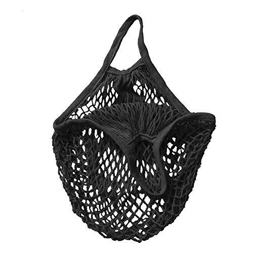 ZXGUS Shopping Bag Mesh Net Reusable Grocery Bags Shopping Tote Handbag Portable String Vegetable Bag from ZXGUS