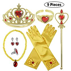 Dress Up Party Accessories for Princess Costume