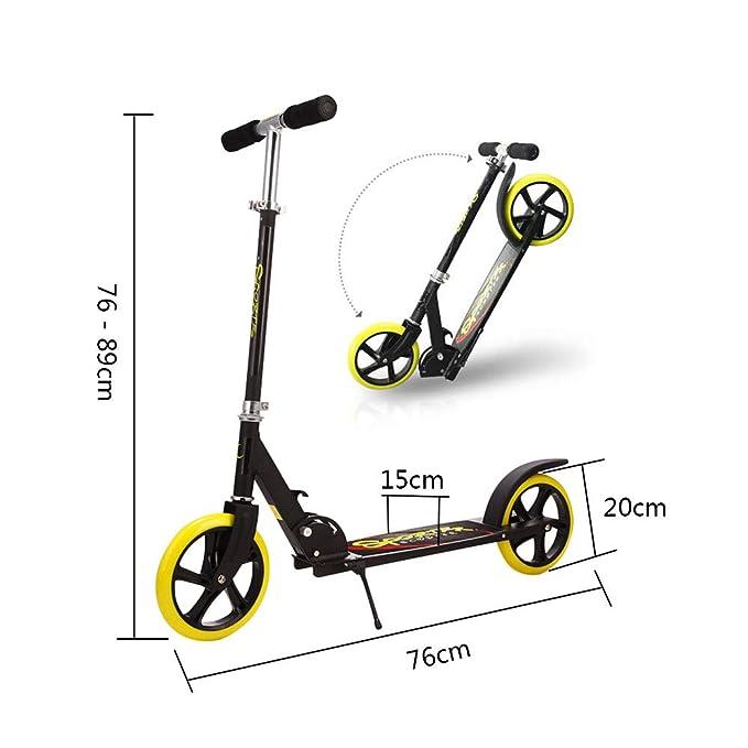 Amazon.com: Patinetes para adultos con ruedas grandes ...