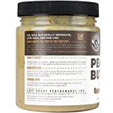 Keto Peanut Butter with Macadamia Nuts and MCT