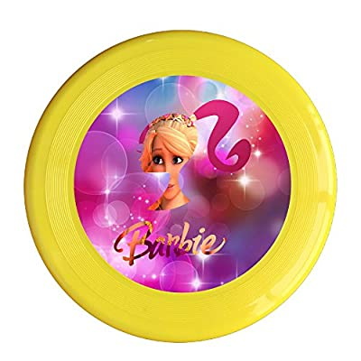 Kim Lennon I Am Queen Princess Custom Sport Plastic Flying Disc Colors And Styles Vary Yellow