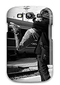 Fashion Tpu Case For Galaxy S3- Hugging Love Defender Case Cover