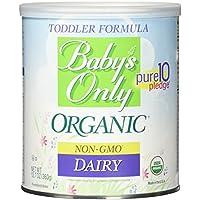 Fórmula de Lácteo Orgánico Baby's Only , 12.7 oz (el embalaje pueden variar)